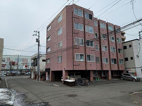 マンション(建物全部)-札幌市東区北三十二条東16丁目 外観 2021年3月28日撮影