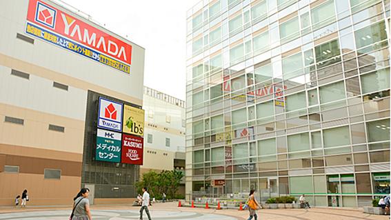 一棟マンション-市川市東大和田1丁目 ヤマダ電機