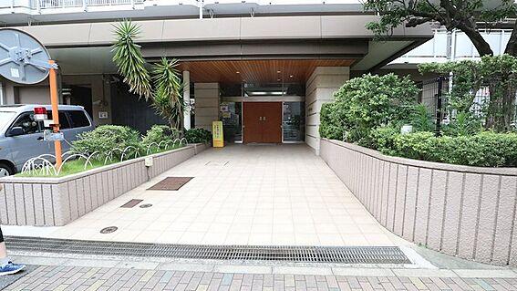 中古マンション-江東区辰巳1丁目 エントランス