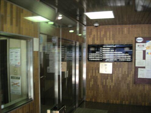 マンション(建物一部)-横浜市青葉区青葉台1丁目 エントランス