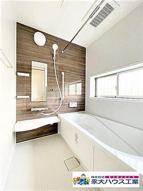 新築一戸建て-仙台市太白区富田字上野東 風呂