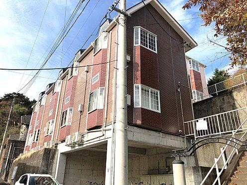 アパート-仙台市青葉区青葉町 A棟外観写真