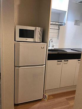 アパート-葛飾区新小岩3丁目 キッチン