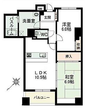 マンション(建物一部)-神戸市垂水区千代が丘1丁目 人気のカウンターキッチンや全室収納を採用