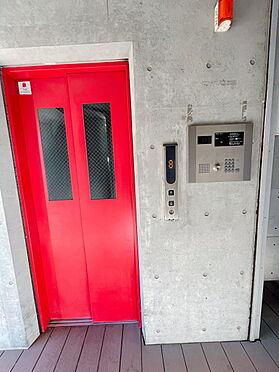 一棟マンション-江東区亀戸1丁目 オートロック付エレベーター。