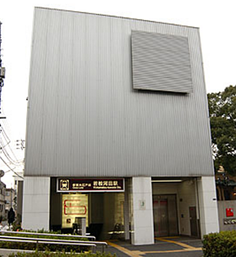 アパート-新宿区富久町 若松河田駅