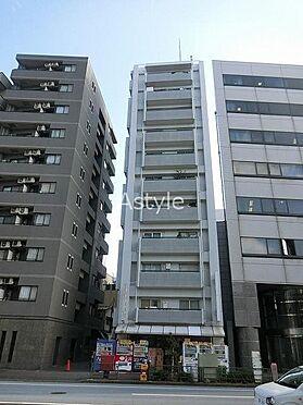 マンション(建物一部)-新宿区片町 外観