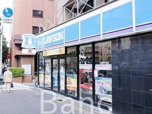 中古マンション-文京区関口1丁目 ローソン新宿水道町店 徒歩3分。 200m