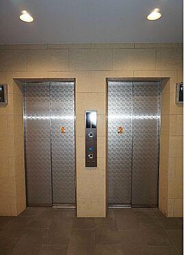 マンション(建物一部)-大阪市浪速区桜川2丁目 エレベーターはカメラ付き