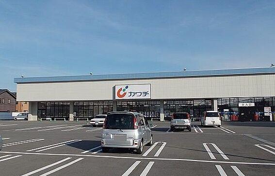アパート-新発田市中曽根町3丁目 カワチ薬品 新発田店(370m)
