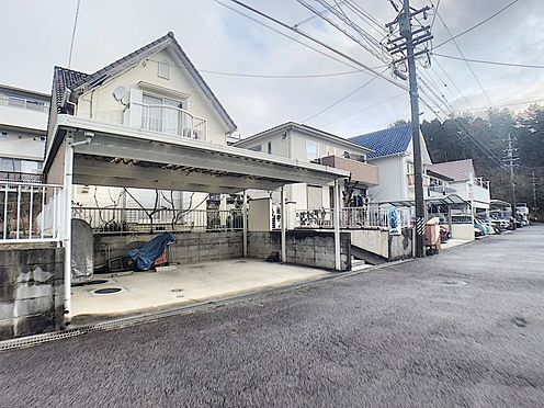 中古一戸建て-豊田市花沢町西ノ入 駐車場並列2台可能な4SLDK!