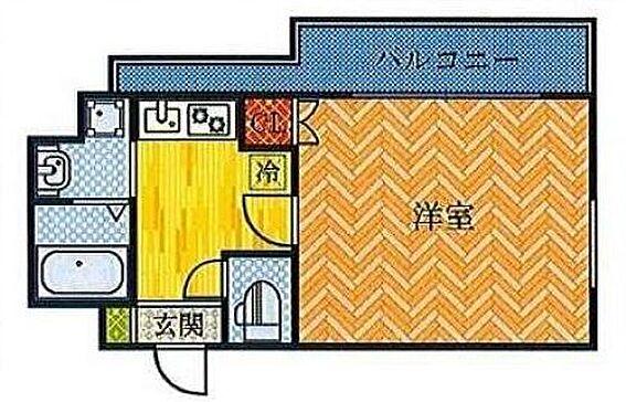 マンション(建物一部)-大阪市淀川区西中島2丁目 エアコン・室内洗濯機置場あり