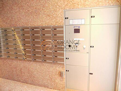 マンション(建物一部)-豊島区南大塚3丁目 メールボックスと宅配ボックスのスペースです。