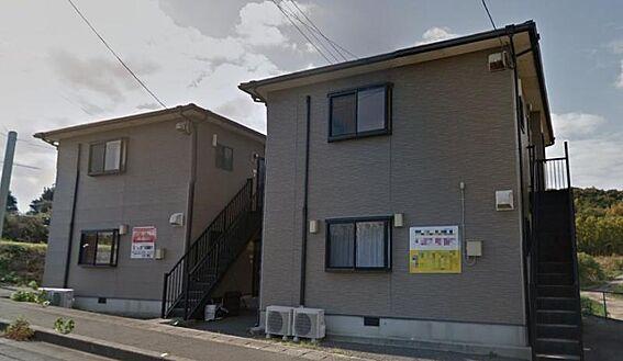 アパート-国東市武蔵町内田 外観