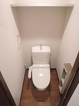 アパート-小金井市貫井北町3丁目 トイレ