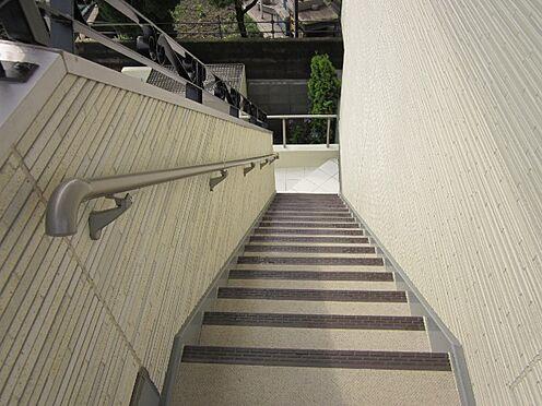 アパート-鹿児島市郡元町 外階段