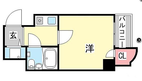 マンション(建物一部)-神戸市東灘区甲南町3丁目 広々とした洋室と日当たり良好なバルコニー。