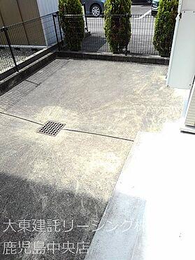 アパート-宮崎市清武町岡2丁目 II1階専用庭