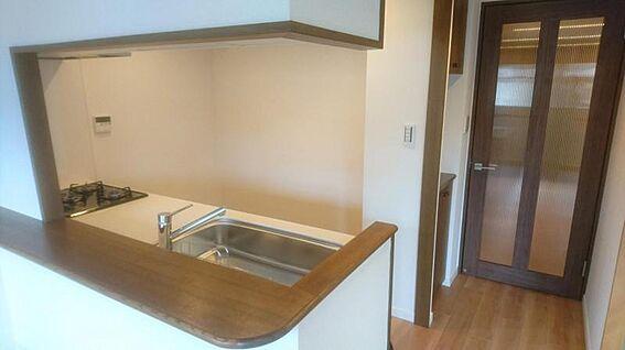 中古マンション-和光市新倉2丁目 キッチン