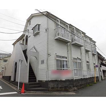 アパート-横浜市神奈川区六角橋3丁目 外観