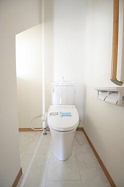 新築一戸建て-立川市西砂町6丁目 トイレ