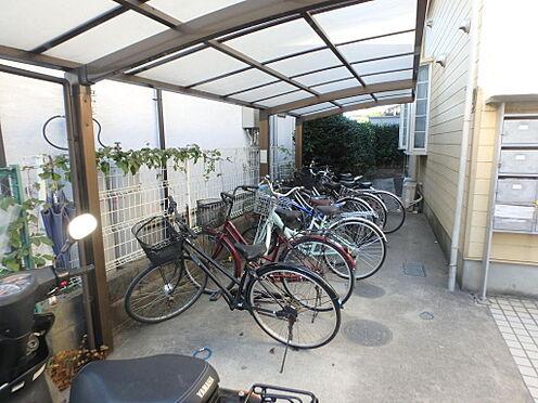 アパート-北本市東間1丁目 駐輪場:バイクも停められます
