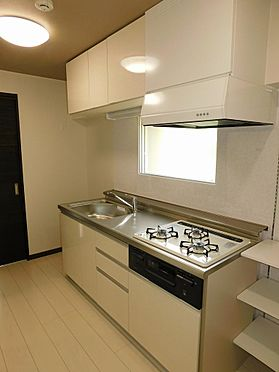 マンション(建物一部)-板橋区西台2丁目 キッチン