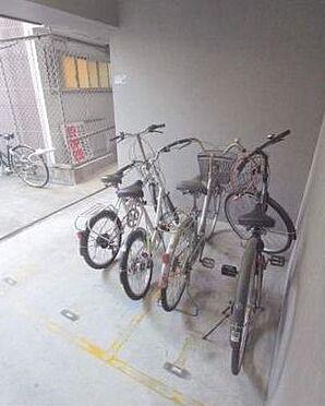区分マンション-大阪市中央区上町1丁目 駐輪場あり