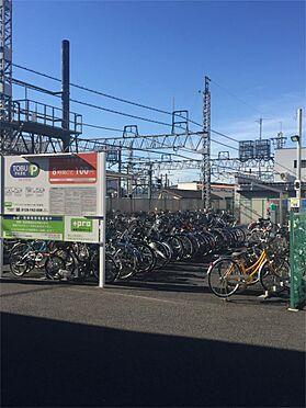 土地-坂戸市日の出町 駅前駐輪場(99m)