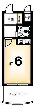 マンション(建物一部)-京都市下京区屋形町 単身者向け1R
