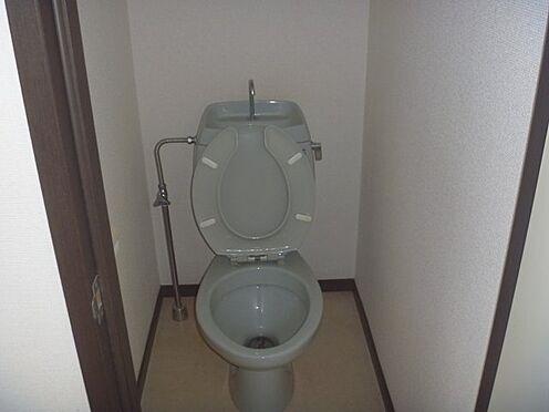 アパート-水戸市渡里町 トイレ