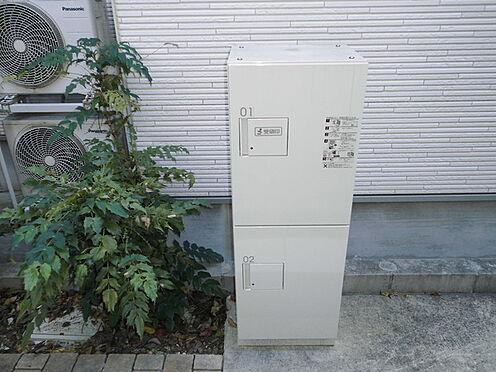 アパート-名古屋市昭和区塩付通1丁目 宅配ボックス