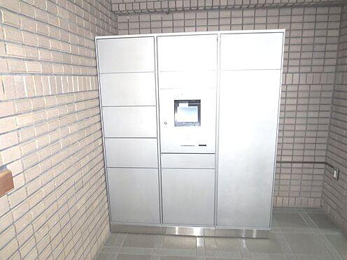 中古マンション-中央区日本橋中洲 宅配ボックス
