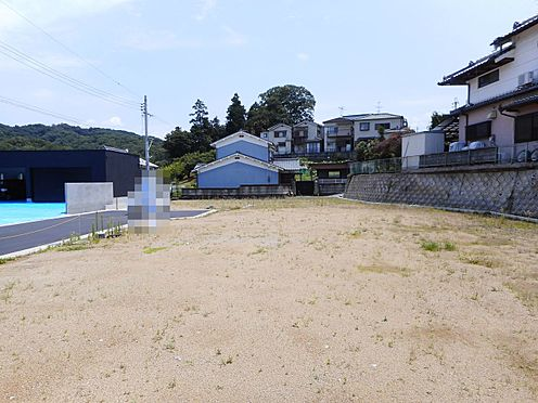 土地-桜井市大字浅古 外観