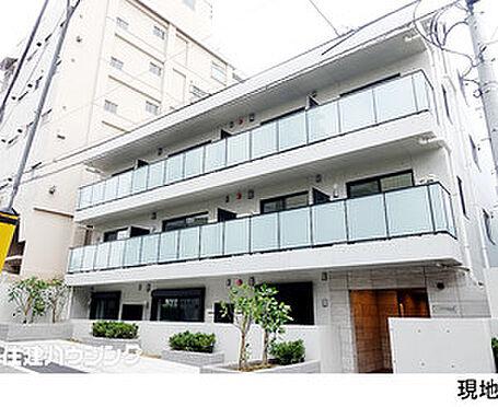マンション(建物全部)-目黒区柿の木坂2丁目 土地90坪以上、2駅利用可