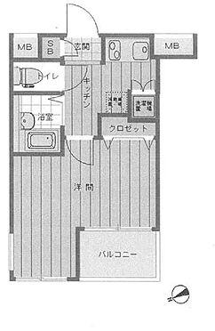 中古マンション-文京区本駒込6丁目 間取り
