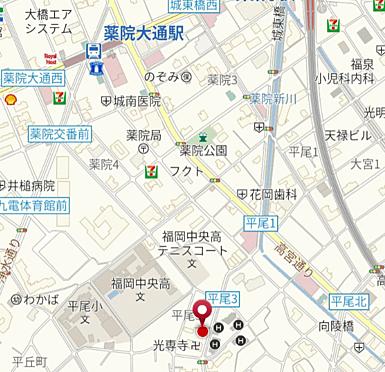区分マンション-福岡市中央区平尾3丁目 その他