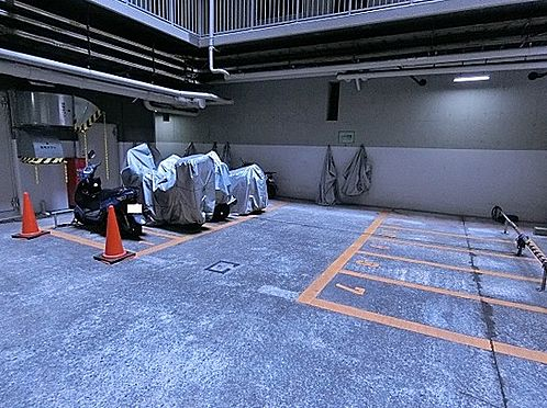 マンション(建物一部)-大阪市西区江之子島1丁目 バイク置き場あり