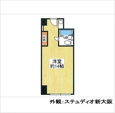 マンション(建物一部)-大阪市東淀川区東中島1丁目 2線利用可・駅近物件