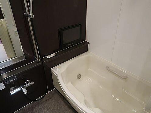 中古マンション-多摩市乞田 浴室(浴室換気乾燥機、浴室テレビ付)