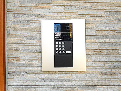 アパート-千葉市稲毛区稲毛台町 オートロックシステムの集合玄関