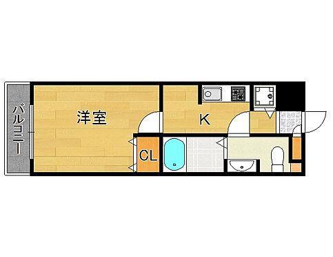 マンション(建物一部)-大阪市阿倍野区天王寺町南3丁目 2点セパレートで清潔感あり。