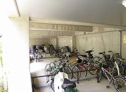 マンション(建物一部)-神戸市西区月が丘4丁目 屋根のある駐輪場あり