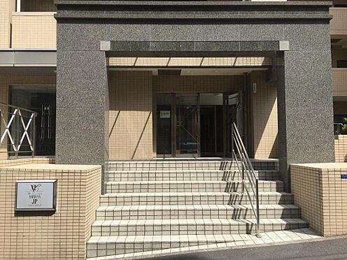 マンション(建物一部)-渋谷区円山町 エントランス入口付近から見た様子