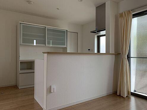 中古一戸建て-知多市南巽が丘4丁目 カップボード付きのキッチン♪