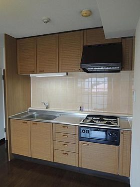 マンション(建物一部)-北区志茂3丁目 キッチン