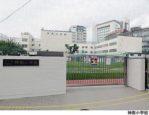 マンション(建物一部)-渋谷区神山町 神南小学校