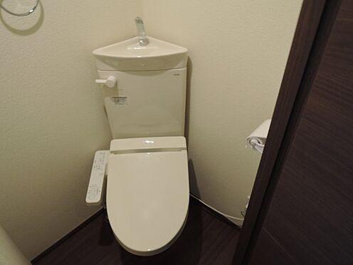 アパート-渋谷区初台1丁目 トイレ