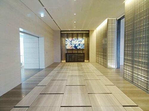 中古マンション-中央区晴海2丁目 【共有施設】エントランスホール
