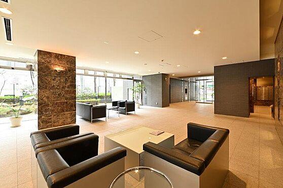 マンション(建物一部)-港区海岸1丁目 【ロビー】設備充実の暮らしの快適性を高めるマンション